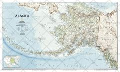 Alaska  -  Published 2002 Map