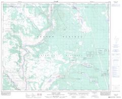 Alkali Lake - 92 O/16 - British Columbia Map