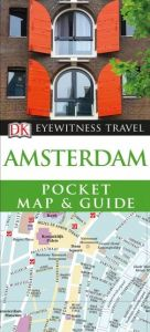 DK - Eyewitness Pocket Map & Guide - Amsterdam