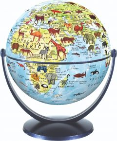 Marco Polo Stellanova 15cm Swivel & Tilt Globe - Animal
