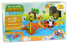 Animals on the Map - Worldwide