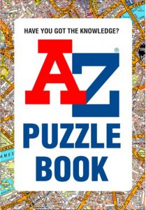 A To Z Puzzle Book