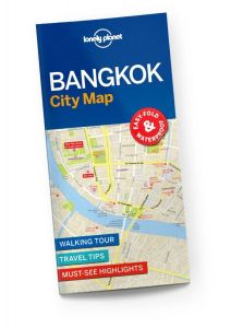 Lonely Planet - City Map - Bangkok