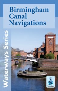 Heron Waterway Map - Birmingham Canal Navigations
