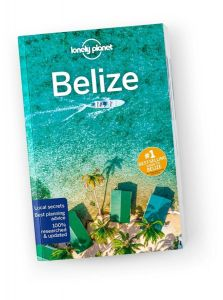 Lonely Planet - Travel Guide - Belize