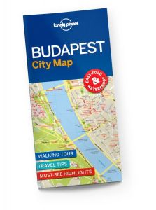 Lonely Planet - City Map - Budapest