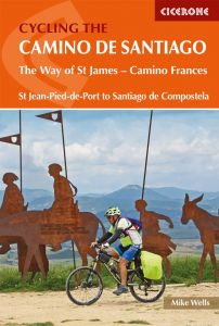 Cicerone - Cycling the Camino de Santiago
