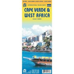 ITMB - World Maps - Cape Verde & West Africa