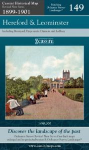 Cassini Revised New - Hereford & Leominster (1899-1901)