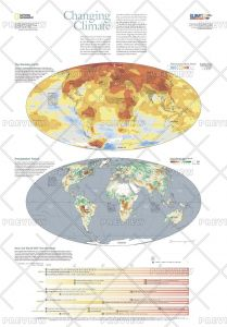 Changing Climate  -  Published 2007 Map