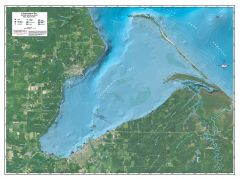 Chequamegon Bay Map