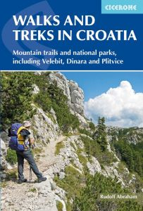 Cicerone Walks and Treks in Croatia