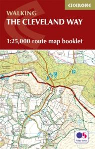 Cicerone - National Trail Map Booklet - The Cleveland Way (MB)