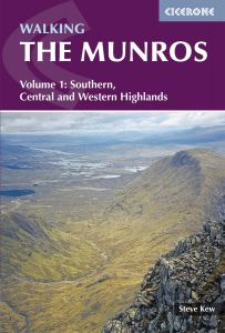 Cicerone Walking The Munros Vol1 - South, Cent & West Highlands