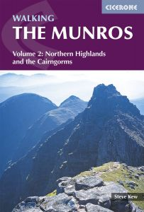 Cicerone Walking The Munros Vol2 - Northern Highlands & The Cairngorms