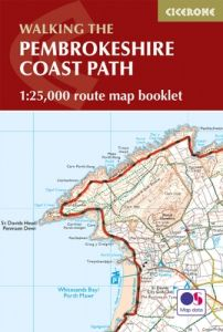 Cicerone - National Trail Map Booklet - Pembrokeshire Coast Path (MB)