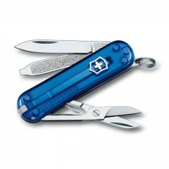 Victorinox - Classic SD Multitool - Jelly Blue (76)