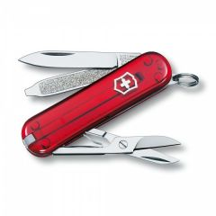Victorinox - Classic SD Multitool - Jelly Red (75)