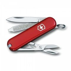 Victorinox - Classic SD Multitool - Red (77)
