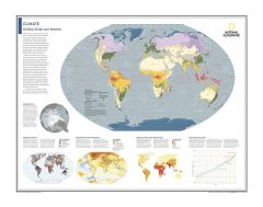 Climate: Shifting Winds and Weather - Atlas of the World, 10th Edition Map