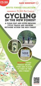 The Little Map Company - Route Finder - Cycling in the New Forest