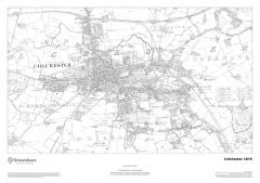 Colchester 1876 Map