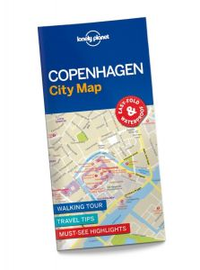 Lonely Planet - City Map - Copenhagen
