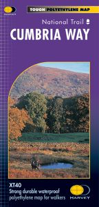 Harvey National Trail Map - Cumbria Way