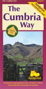 Footprint Maps - The Cumbria Way