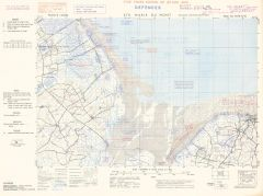 D-Day - Ste. Marie du Mont - Normandy - Wall Map