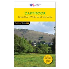 Ordnance Survey Short Walks - Dartmoor