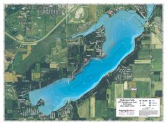 Delavan Lake Map