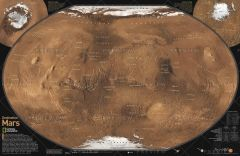 Destination Mars Map