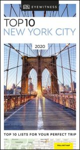 DK - Eyewitness Top 10 Travel Guide - New York City