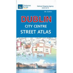 OS Dublin City Centre Street Atlas Mini.