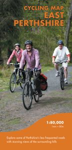 Harvey Cycle Map - East Perthshire