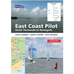 Pilot Guide - East Coast Pilot - Great Yarmouth To Ramsgate