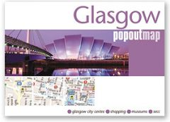 Popout Maps - Glasgow