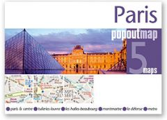 Popout Maps - Paris
