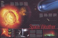 Exploring Space Weather - Published 2004 Map