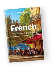 Lonely Planet - Phrasebook & Dictionary - French