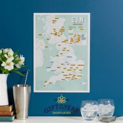 Gin distilleries UK Collect & Scratch
