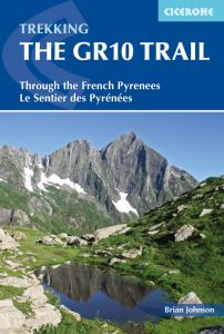 Cicerone - National Trail - The GR10 Trail
