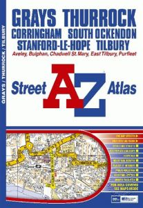 A-Z Street Atlas - Grays & Thurrock