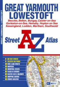 A-Z Street Atlas - Great Yarmouth