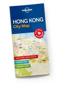 Lonely Planet - City Map - Hong Kong