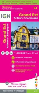 IGN Regional - Grand Est - Champagne - Ardenne