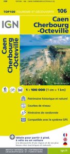 IGN Top 100 - Caen / Cherbourg-en-Cotentin