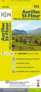 IGN Top 100 - Aurillac / St-Flour