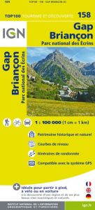 IGN Top 100 - Gap / Briancon PN Ecrins - Parc Queyras